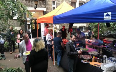 BBQ For Residents